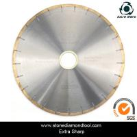 Wholesale 14 inch Marble diamond saw blade/  stone cutting tools from china suppliers