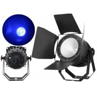 Quality Night Club Bar LED Stage Light RGB Color Mixing Strobe Effect COB Par Light for sale
