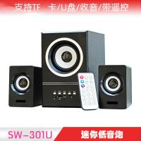 Wholesale usb2.1 speaker multimedia speaker for laptop PC support TF CARD USB DRIVE ,FM radio from china suppliers