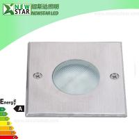 Wholesale 3W 24V Waterproof RGB Inground LED Light with 304 Stainless Steel from china suppliers