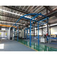 Buy cheap Aluminum Profile Powder coating machine from wholesalers
