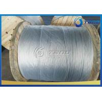 Wholesale 6201 Aluminum Alloy Bare Conductor Wire Cable AAAC ASTMB399 For Power Transmission from china suppliers