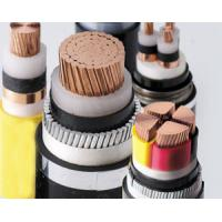 Wholesale Al/Cu Conductor XLPE Insulated Thin/Thick steel wire armored PE Sheathed Power Cable from china suppliers