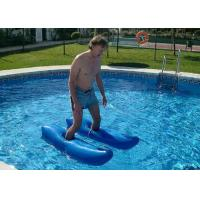 China Light Weight PVC Small Floating Water Toys , Inflatable Water Shoes No Pungent Smell on sale