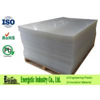 Wholesale Clear PVC Plastic Sheet For Pump Components , 1220 x 1830mm from china suppliers