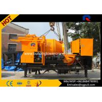 Wholesale 8MPa Outlet Pressure Truck Mounted Concrete Pump 600L×1200mm 18m3/H Diesel Generator from china suppliers