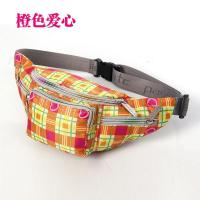 Wholesale Colorfull printed casual waist band bag ,oxford Travel Pouch sports bags cheap from china suppliers