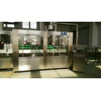 Wholesale PET / PP Bottle Automatic Water Filling Machine , Pure Water Bottling Equipment from china suppliers