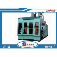 Wholesale One Head Automatic 5L Blow Molding Machine With Double Proportional Hydraulic System from china suppliers