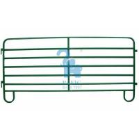 Wholesale Metal Pipe Welded Cattle Corral Gates Free Standing Cattle Fencing Panels from china suppliers