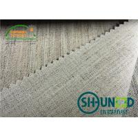 Wholesale Fused And Non Fused Hair Interlining Rayon For Men's Jacket from china suppliers
