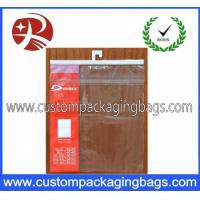 Wholesale Garment OPP / CPP Plastic Hanger Bag With Seal Adhesive For Clothing from china suppliers