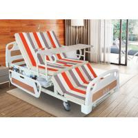 Wholesale ABS Side Rails Manual Adjustable Bed 250KG Load Capacity 5 Function from china suppliers