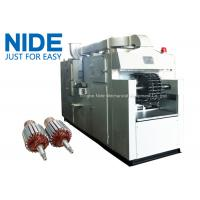 Buy cheap Compact design Trickle Impregnating Machine For small motor armatures from wholesalers