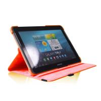 Wholesale Samsung Galaxy Tab 2 10.1 P5100/P5110/P5113 Rotating PU Leather Case Cover from china suppliers