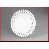 Wholesale Square Mosaic Mirror Vanity Mirror Lovella 30cm Diameter Beveled Mirror tabletop mirror from china suppliers