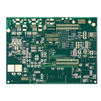 Wholesale 2.0 mm 4-multilayer FR4 PCB with ENIG surface treatment for industrial control application from china suppliers