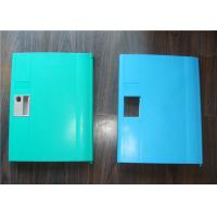 Wholesale 8 Tier Blue ABS Plastic Lockers Swimming Pool Lockers With Combination Lock from china suppliers