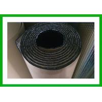 Wholesale 6.5mm XPE Adhesive Backed Insulation Sound Barrier / Moisture from china suppliers