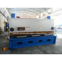 Wholesale High Efficiency Manual Guillotine Shear Guillotine Sheet Metal Cutter from china suppliers