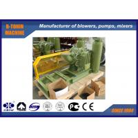 Wholesale Belt driven Roots Lobe Biogas Blower air capacity 1200m3/h Belt driven from china suppliers