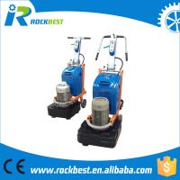 Buy cheap concrete stone floor grinding machine from wholesalers