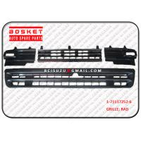 Wholesale Cxz51k 6wf1 Isuzu Body Parts 1711172526 Black Radiator Grilles For Trucks from china suppliers