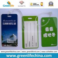 Wholesale Custom Advertismental Gift Tag for VIP Clients Luggage Hang Tag from china suppliers
