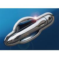 Wholesale ABS Auto Body Trim Parts , Renault Captur 2016 2018 Decoration Parts Door Handle Inserts and Covers Chrome from china suppliers