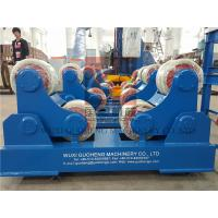 Wholesale Standard 10T Pressure Vessel Vessel Turning Rolls / Pipe Rotators For Welding from china suppliers