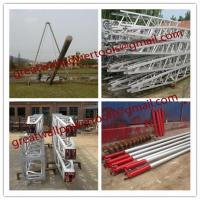 Buy cheap construction crane,Hoisting machine,portable crane lift,lifting machine from wholesalers
