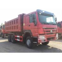 Wholesale Low Fuel consumption Heavy duty Sinotruck Howo 6x4 dump truck in Affordable Price from china suppliers