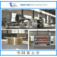 Wholesale China HDPE Jacket Insulation Pipe Poduction Line / Extrusion Machine from china suppliers