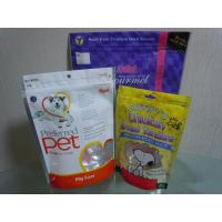 Wholesale lovely dog food zipper pouch from china suppliers