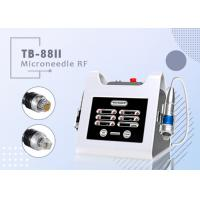 Wholesale 3mm Depth Portable Microneedle RF Machine Wrinkle Removal 2MHZ Frequency from china suppliers