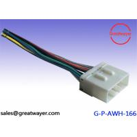 Wholesale 22AWG Metra 14 Pin / Stereo Wire Harness / ISO 9000 TS 16949 UL 3271 XLPE 600V from china suppliers