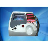 Wholesale Mini Diode Lipo Laser Vacuum Slimming Machine / Liposuction Equipment 50Hz / 60Hz from china suppliers