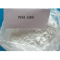 Wholesale 99% Nootropic Powder NSI-189 For Enhance Cognition CAS 1270138-40-3 from china suppliers