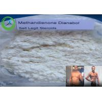 Wholesale White Powder 98% Purity Oral Anabolic Steroids Dianabol For Muscle Mass from china suppliers