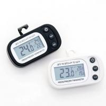 China Waterproof Kitchen Refrigerator dedicated Digital thermometer Fridge Freezer Thermometer for sale