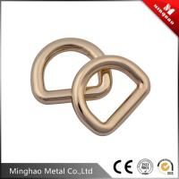 Wholesale Wholesales handbag metal ring buckle , D ring buckle for bag fitting from china suppliers