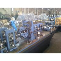 Quality ASTM Standard Precision Steel Pipe Machine , Welded Tube Mill For Rectangular Pipe for sale