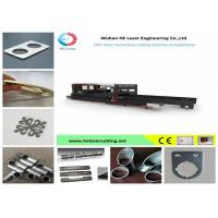 Wholesale High Speed Pipe Tube Laser Metal Cutting Machine , Laser Fiber Cutting Machine from china suppliers
