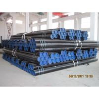 Wholesale ASTM A333 Gr.1  O.D.21.3mm - 609.6mm low temperatur steel pipe from china suppliers