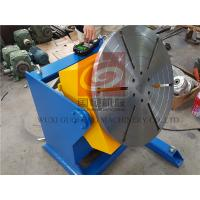 Wholesale 300KG Rotary Welding Positioner with France Schneider Inverter for Metal Fabrication from china suppliers