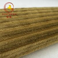 Wholesale 100% Polyester 260gsm Zhejiang Textile Tricot Knitted Stripe for Garments and home textile from china suppliers