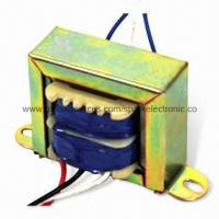 Wholesale Lead Wire Type Transformer with Shell, Low Power and B Insulation Class, 25VA Capacity from china suppliers