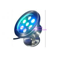 Wholesale 6pcs 9pcs Leds RGB Fountain Lights Underwater Stand Type For Focus Brighting In Water Feat from china suppliers