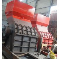 Wholesale Large Semi - Automatic Scrap Metal Crusher Machine For Raw Materials from china suppliers