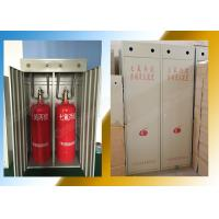 Wholesale Industrial Equipment Hfc227ea Fire Suppression System Double Cabinet 100L from china suppliers